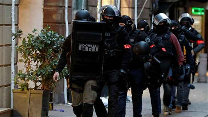 """Французская полиция ликвидировала """"страсбургского стрелка"""""""
