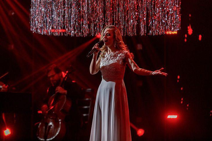 Белорусская эстрадная певица Kattie одолела вконкурсе XFactor вРиге