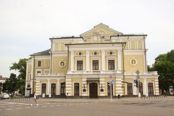 Национальную театральную премию получил спектакль «Ревизор» Купаловского театра