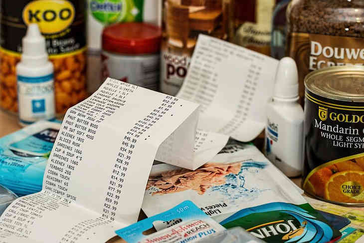 Чеки изпродуктовых магазинов могут вызвать серьезные заболевания— Ученые