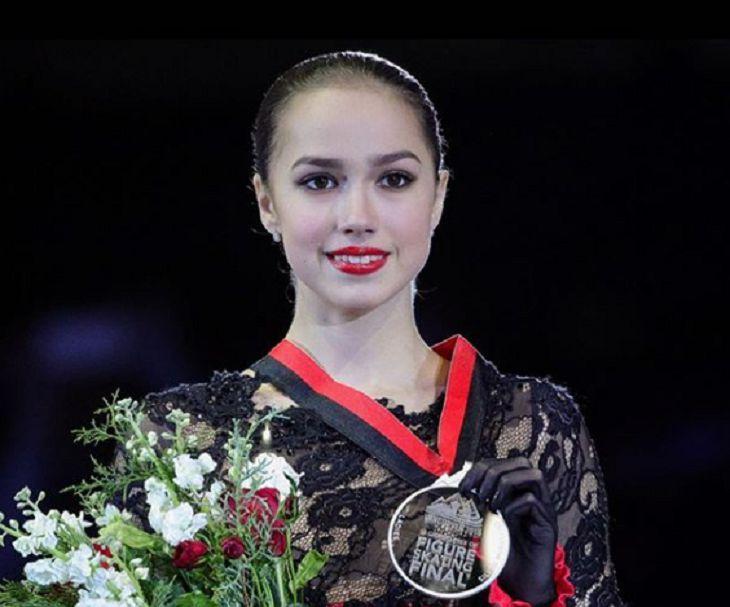 На чемпионате Европы Загитова легко победит всех. И даже японку Кихиру?