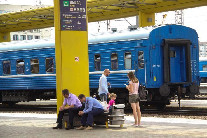 Gomelchanin-recidivist in a diesel engine stole a telephone for 8,000 rubles from a sleeping passenger