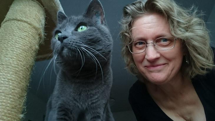 Ученые обнаружили, что стресс хозяев передается котам