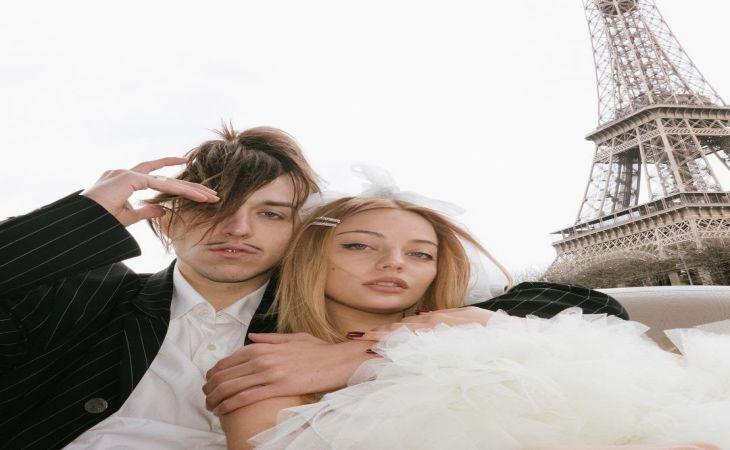 Экс-солистка группы Serebro Катя Кищук вышла замуж