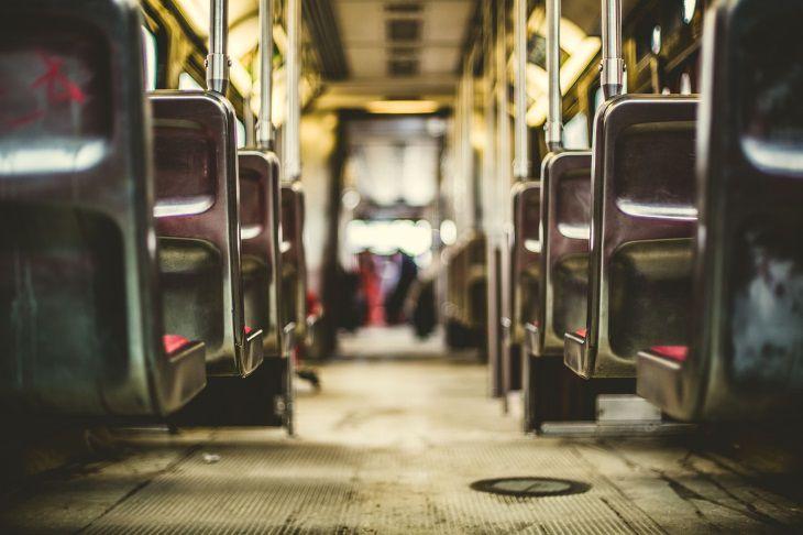 В Великобритании прошли испытания полноразмерного беспилотного автобуса Enviro 200