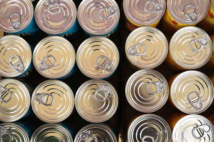Canned food and 4 myths associated with them