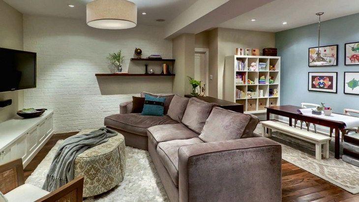 Красиво и рационально: 5 способов зонировать гостиную