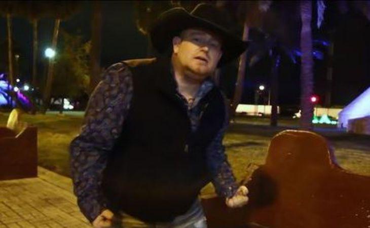 Певец Джастин Картер случайно застрелился на съемках клипа