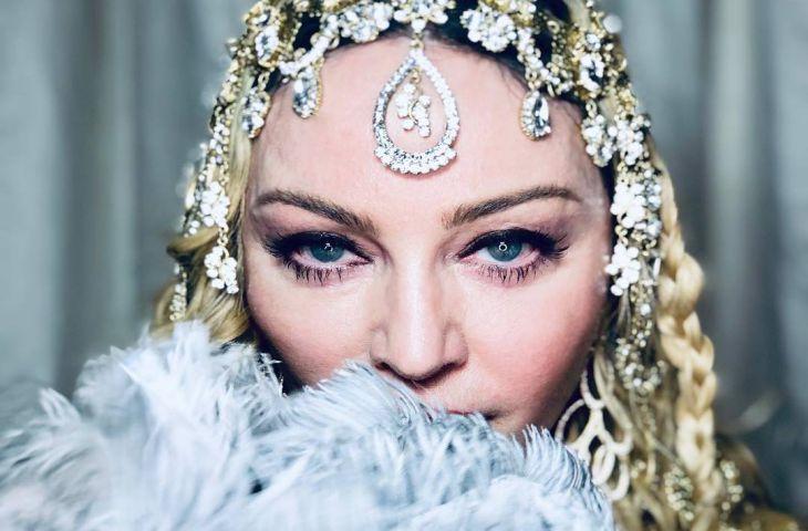 Мадонна споет на «Евровидении» за миллион долларов