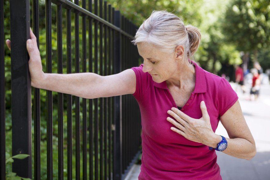 Сильные эмоции могут «разбить» сердце