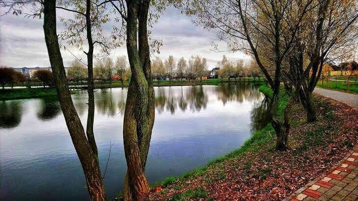 Погода в Беларуси с 15 по 21 апреля 2019 года
