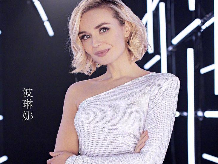 Гагарина заняла 5-е место накитайском «Голосе»