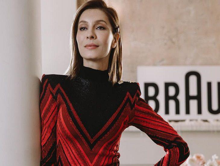 Елена Подкаминская рассказала о хороших отношениях с мужем после развода