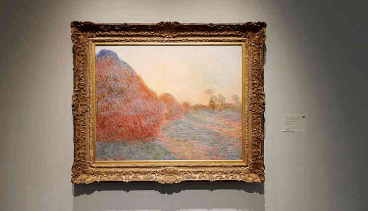 Картину Моне продали на аукционе за 110 миллионов долларов