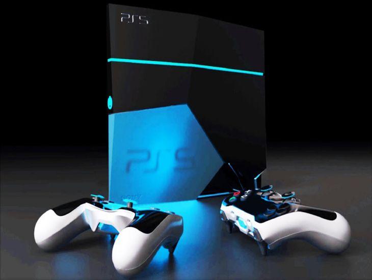 Sony продемонстрировала мощность Play Station 5