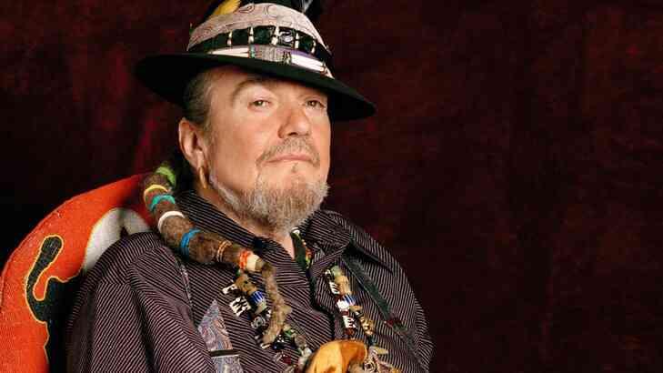 Умер шестикратный обладатель премии Grammy музыкант Доктор Джон