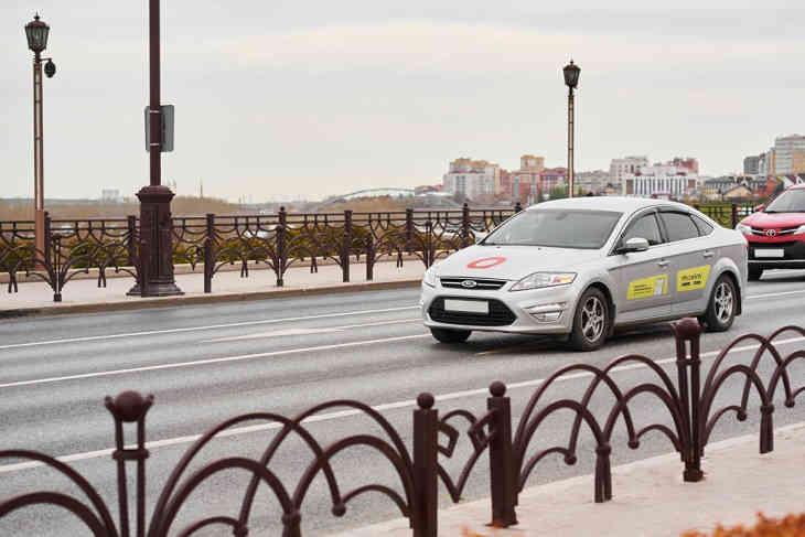 Житель Гродно приехал в Санкт-Петербург на такси