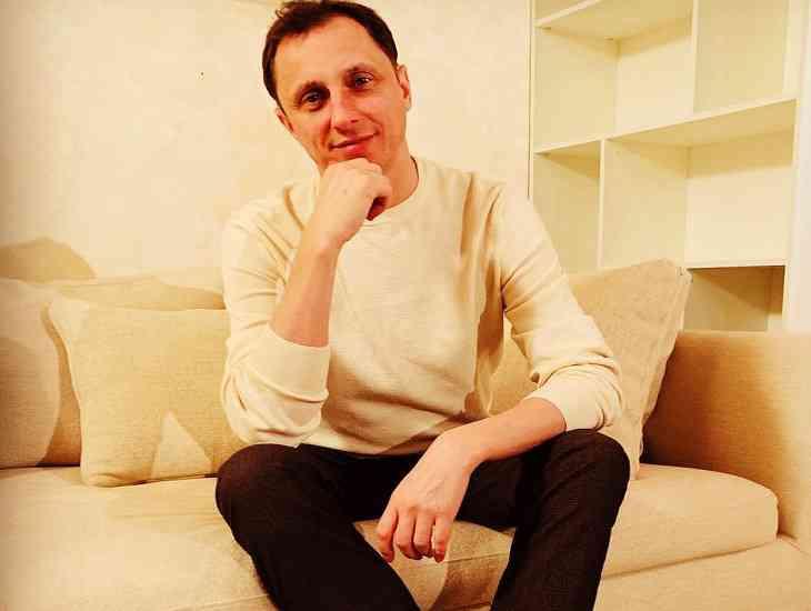 Ушоумена Вадима Галыгина родился сын