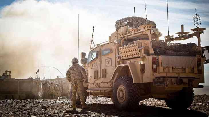 Военные США впроцессе учений НАТО вторглись вчастные угодья вРумынии