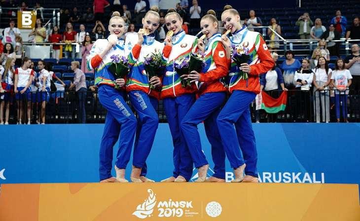 Картинки по запросу золотые медалисты рб 2 европейские игры