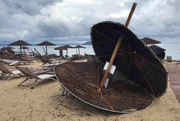 Смертельный отдых. Двое россиян и еще несколько туристов погибли в Греции