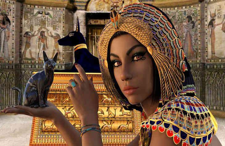 Почему в Египте поклонялись кошкам