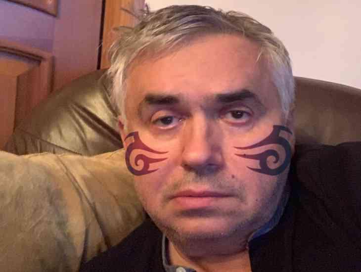 Садальский сделал тату на лице и обратился к психиатру