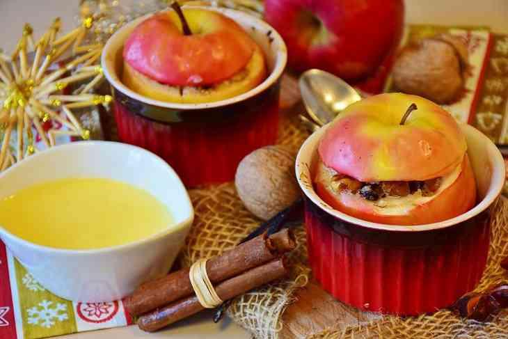 Медовый спас. Рецепт вкусных медовых яблок