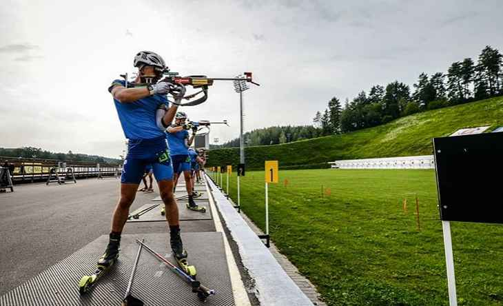 Белорус взял золото на Чемпионате мира по летнему биатлону