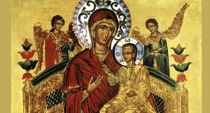31 августа православные обращаются к чудотворной иконе Божией Матери