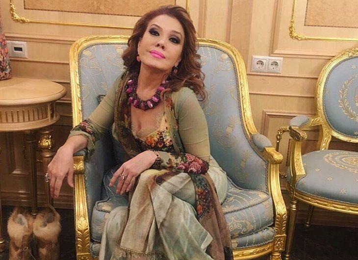 Родственники Игоря Талькова написали объявление на эстрадную певицу Азизу