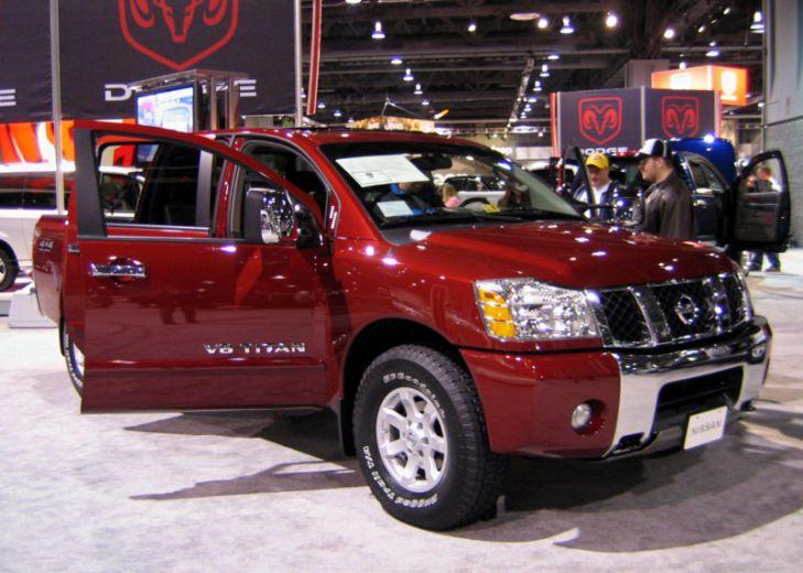Состоялась презентация нового Nissan Titan