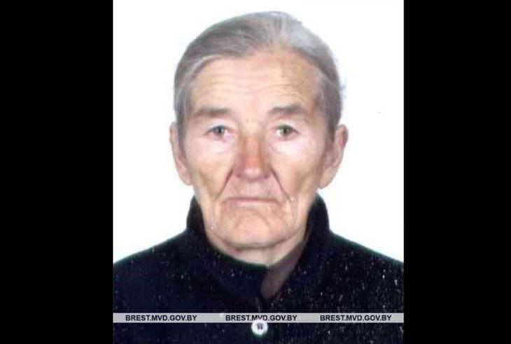 Найдено тело пропавшей пенсионерки в Пинском районе