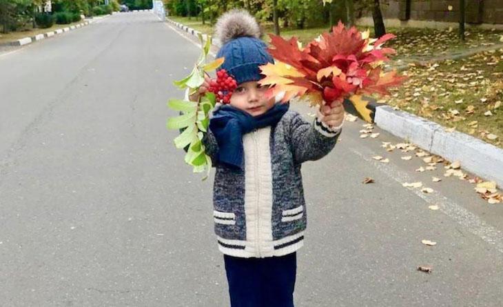 Коварный мальчик: двухлетний сын Ксении Собчак оставил ее без сока