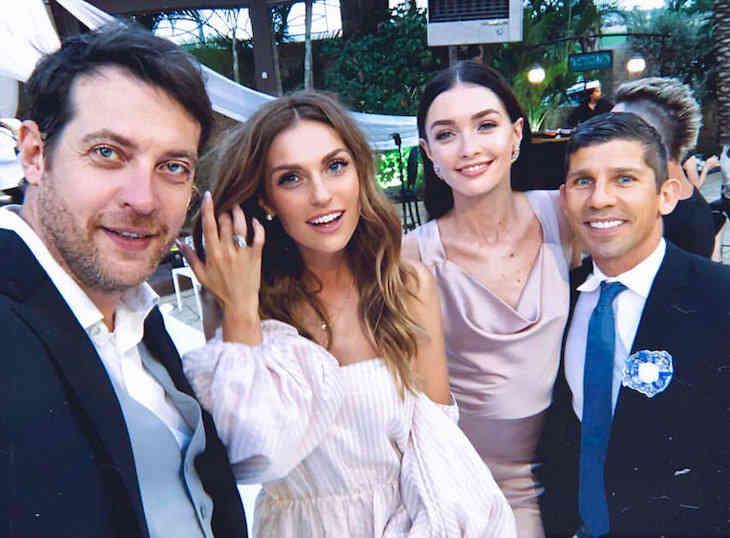 Кирилл Сафонов обратился к дочери и ее мужу после свадьбы