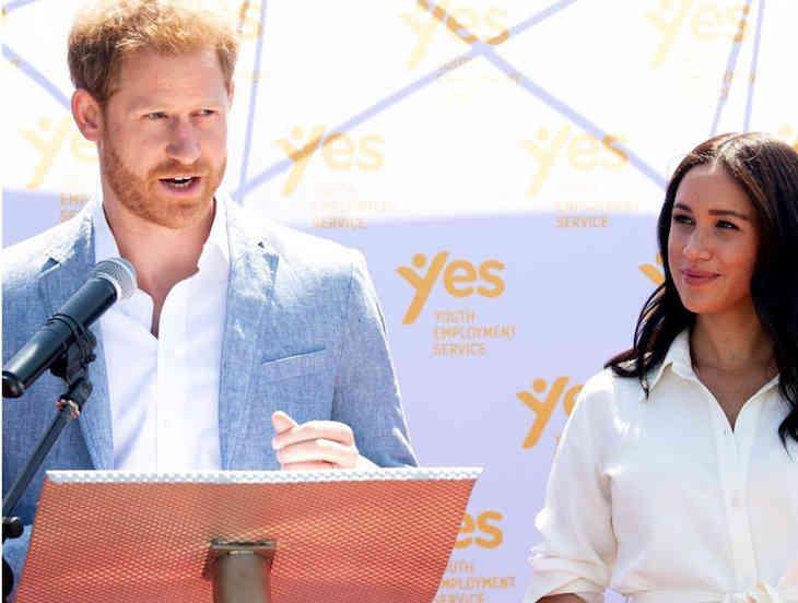 Меган Маркл и принц Гарри нашли способ борьбы с прессой