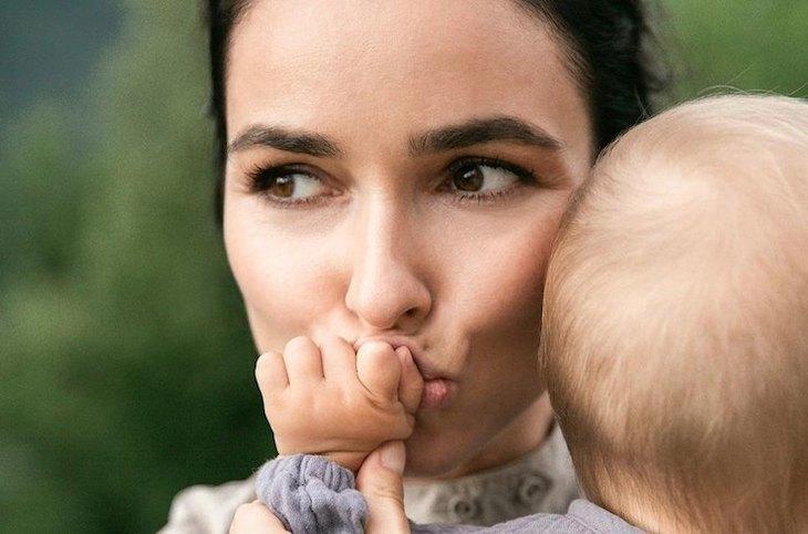 Ирена Понарошку проплакала 3 дня, когда узнала пол своего второго ребенка