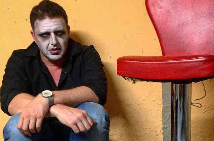 Максим Виторган перевоплотился в нашумевшего Джокера
