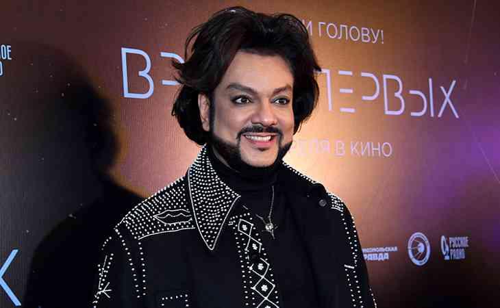 Киркоров запретил своим детям делать карьеру в шоу-бизнесе