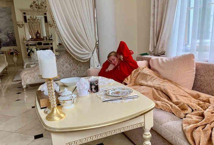 Волочкова показала свое утро после ночи с возлюбленным