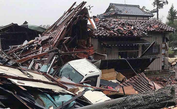 Из-за тайфуна «Хагибис» уже погибли двое и пострадали 70 человек