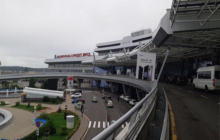 Национальный аэропорт изменят. Появятся зоны отдыха, многоуровневые стоянки и система «сухие ноги»