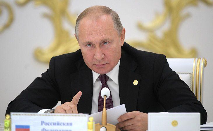 Путин анонсировал создание супероружия