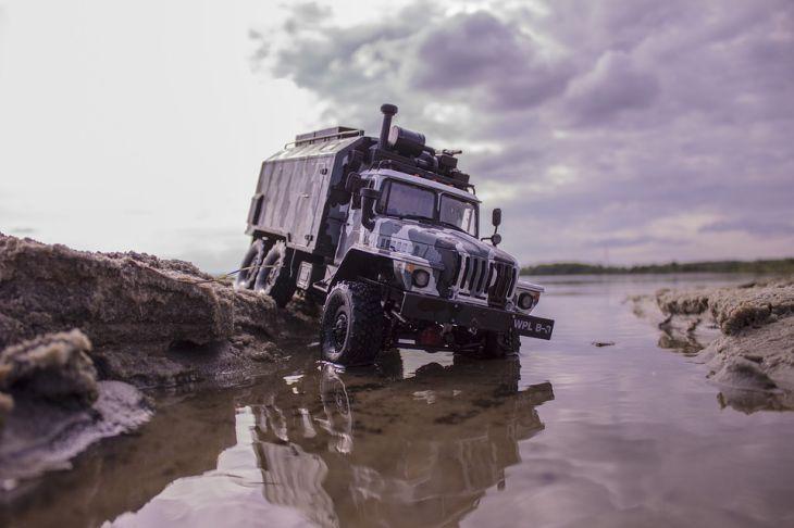 Российские инженеры готовы к испытаниям универсального боевого робота