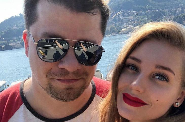 Кристина Асмус прокомментировала развод с Харламовым