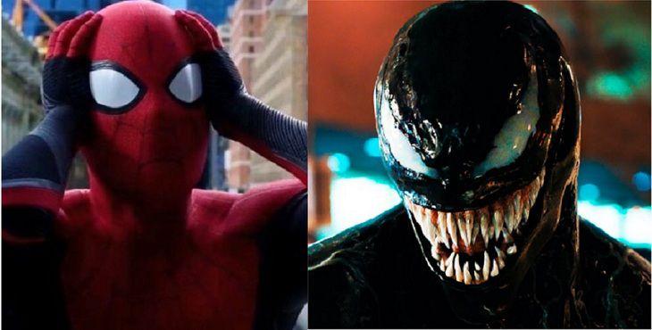 Человек-паук и Веном могут пересечься в новом фильме