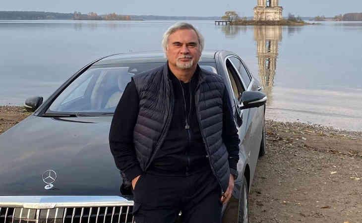 Валерий Меладзе оправдался за парковку Maybach у запрещающего знака