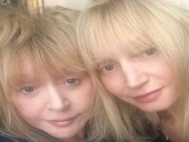 Пугачева и Орбакайте показали совместный снимок без макияжа: