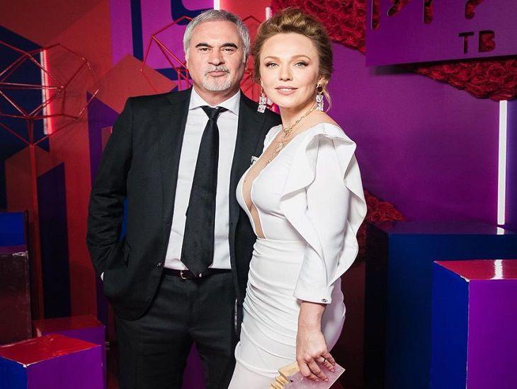 Джанабаева высказалась о романе с Меладзе
