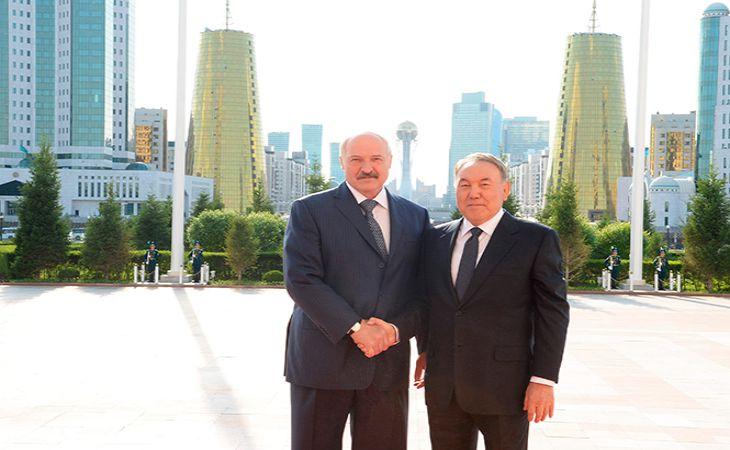 Лукашенко об отношениях с Назарбаевым: «Мы как братья родные общались»